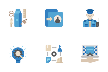 Business Process Icon Pack