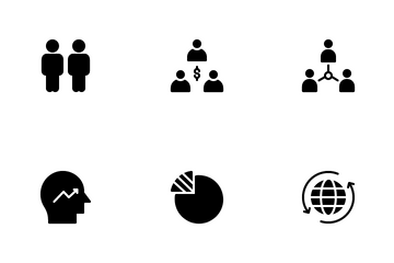 Business & SEO Icon Pack