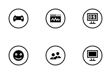 Business & Services Vol 1 Icon Pack