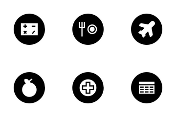Business & Services Vol 3 Icon Pack