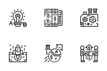Business Set 2 Icon Pack