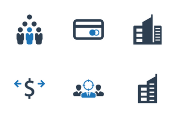 Business - Set 2 Icon Pack