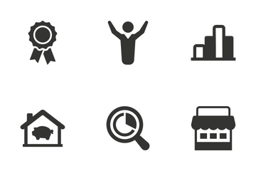 Business - Set 3 Icon Pack