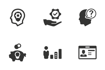 Business - Set 4 Icon Pack