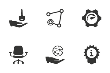 Business - Set 5 Icon Pack