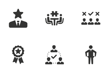 Business - Set 7 Icon Pack