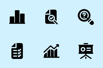 Business (Solid) Icon Pack