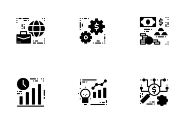 Business Solution Icon Pack