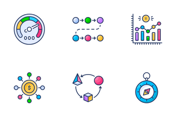Business Startup Icon Pack