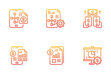 Business Strategy Icon Pack