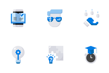 Business Success Icon Pack