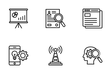 Business Trade Icon Pack