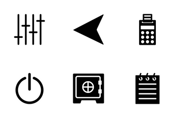 Business Vector Icons Icon Pack