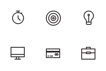 Business Vol.1 Icon Pack