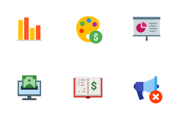 Business Vol 1 Icon Pack