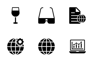 Business Vol 3 Icon Pack