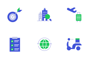 Business Vol 4 Icon Pack