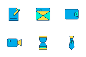 Business Vol - 4 Icon Pack