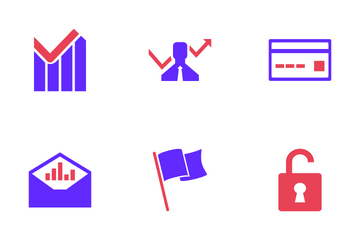 Business Vol 5 Icon Pack