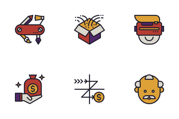 Business World Icon Pack