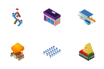 Businesses  Icon Pack