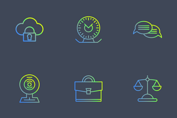 Bussiness & Finance VOL3 Icon Pack