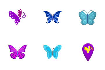 Butterfly  Icon Pack