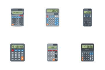 Calculators Icon Pack