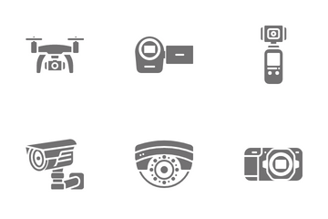 Camera Icon Pack
