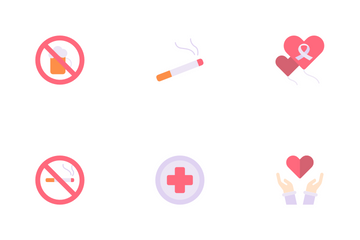 Cancer Care Icon Pack