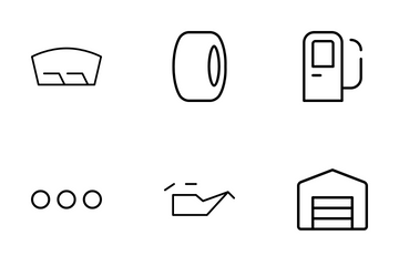 Car Icon Pack