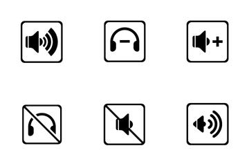 Car Audio  Icon Pack