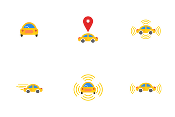 Car Automation Vol 2 Icon Pack