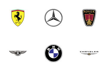 Car Brands Logo Icon Pack