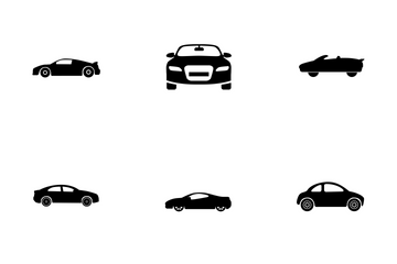 Car Models  Icon Pack