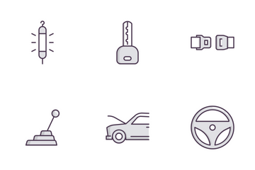 Car Service Vol 3 Icon Pack