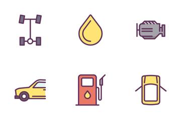 Car Service Vol 4 Icon Pack