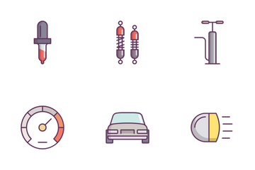 Car Service Vol 5 Icon Pack