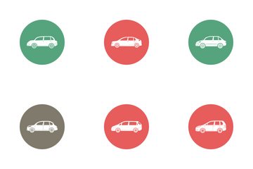 Car Vol 4 Icon Pack