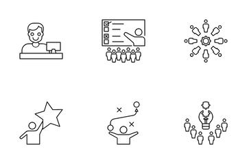 Career Development Icon Pack