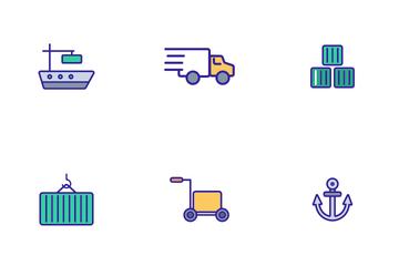 Cargo Port Icon Pack