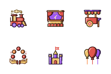 Carnival Icon Pack