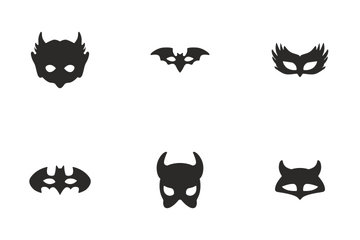 Carnival Mask  Icon Pack