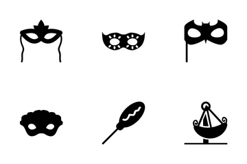 Carnival Vector Icons Icon Pack