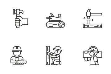 Carpenter Icon Pack