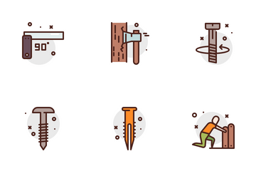 Carpentry Icon Pack