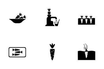 Carrot  Icon Pack