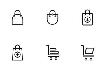 Cart Icon Pack