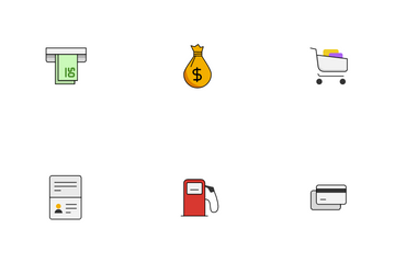 Cash Icon Pack