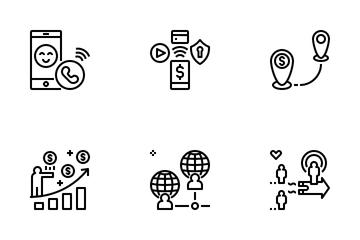 Cashless Society Icon Pack